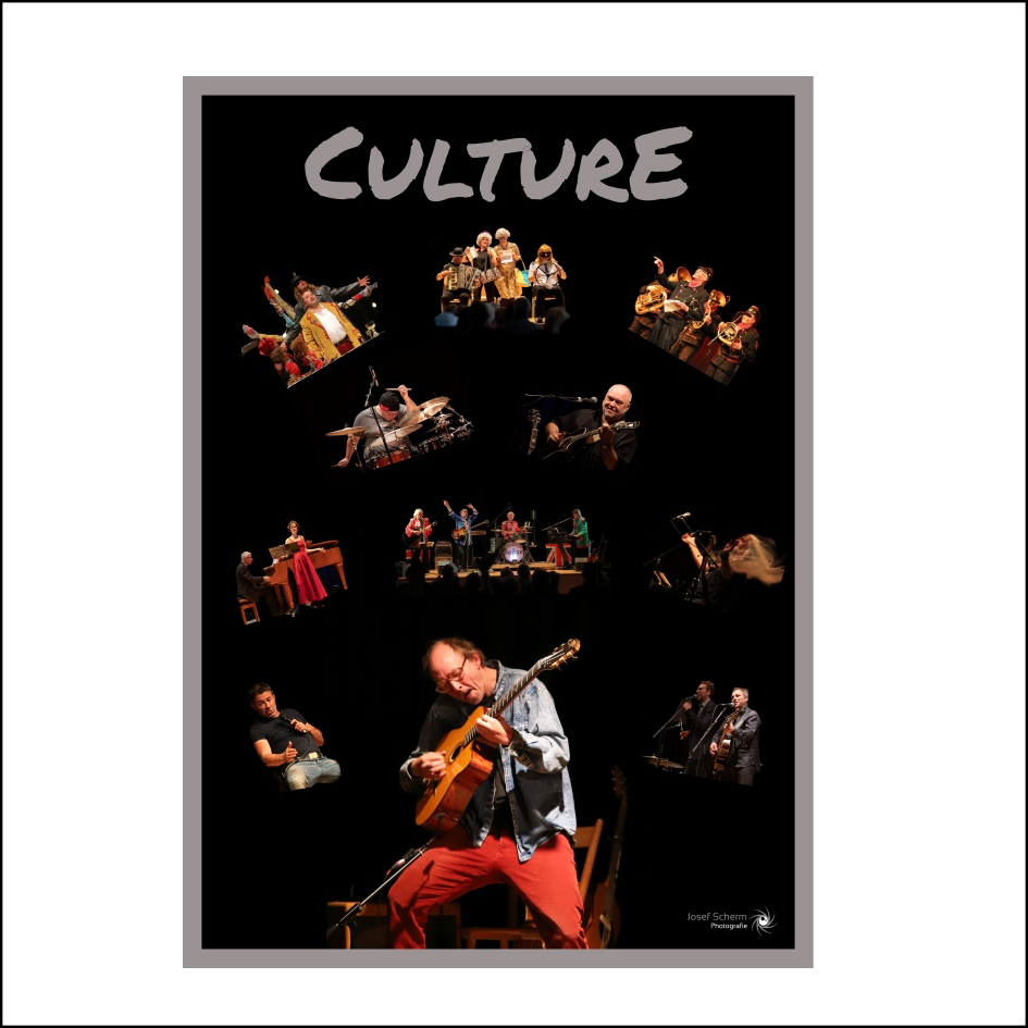 "Poster ""Culture"""