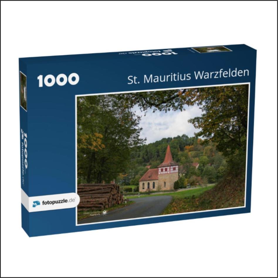 "Puzzle ""St. Mauritius Warzfelden"""