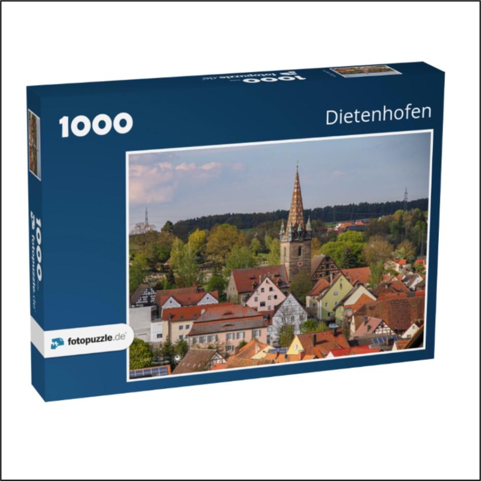 """Puzzle """"Dietenhofen"""""""